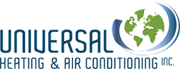 Universal Heating and Air Conditioning – Pool Heat Pumps Logo